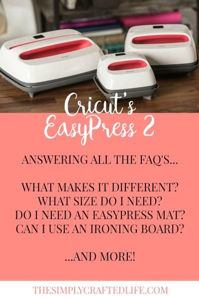 Cricut Easypress 2 vs Heat Press