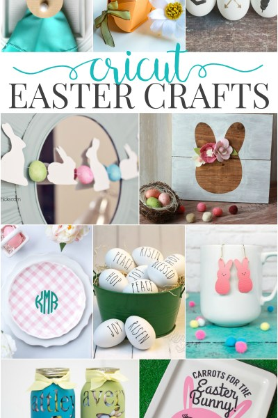 Cricut Easter Crafts
