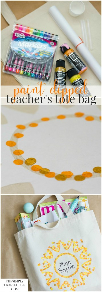 DIY TEACHER GIFT IDEA