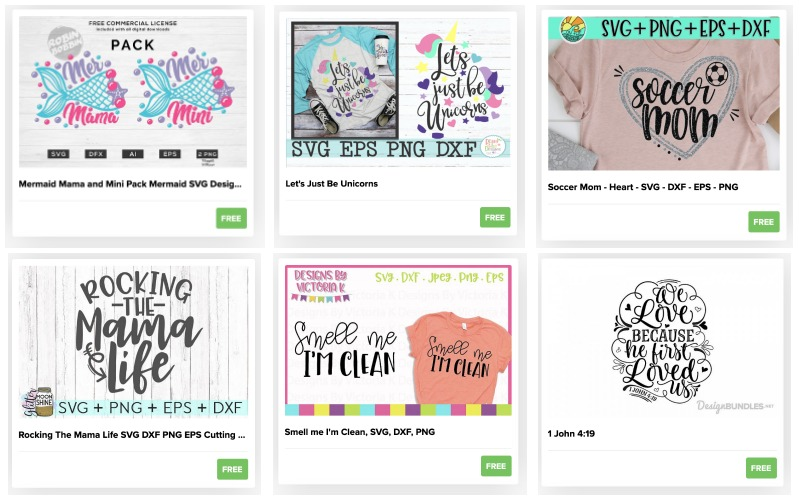 Download Free Svg Cut Files How To Find Them The Simply Crafted Life