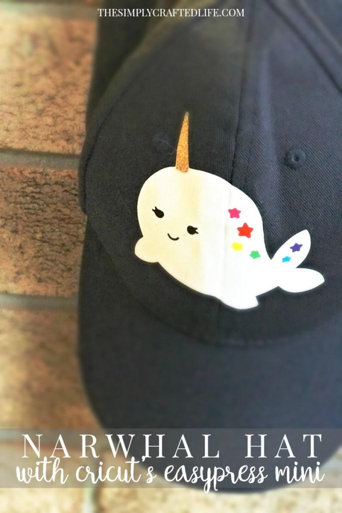 Narwhal Baseball Hat