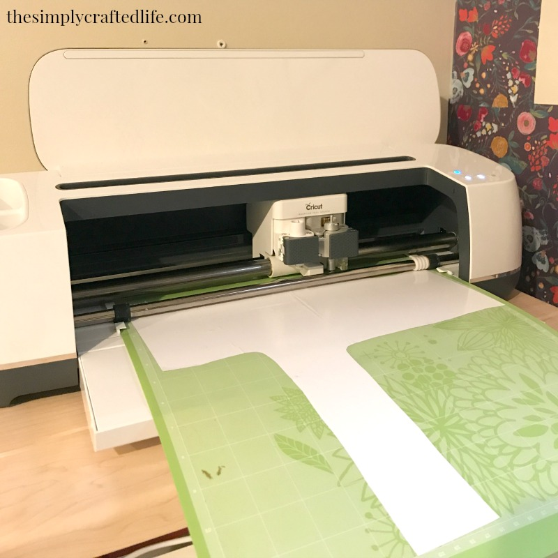 Cricut Maker and Cricut Iron On