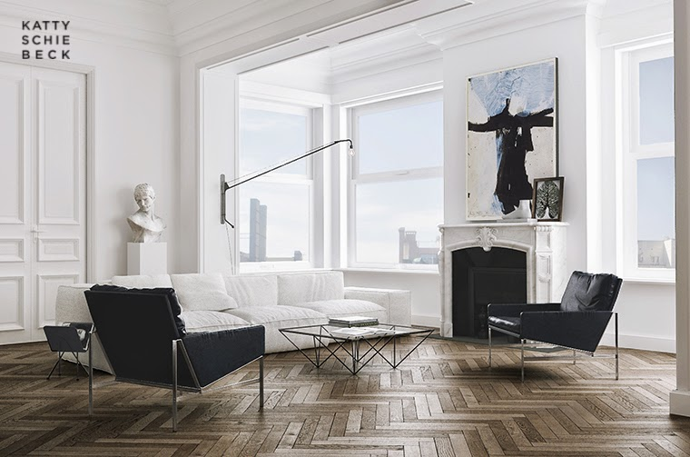 Decor Inspiration Chic Chevron The Simply Luxurious Life
