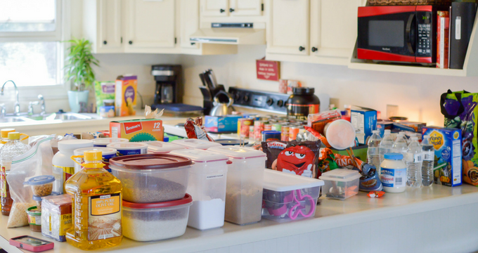 Organizing the Pantry on a Budget