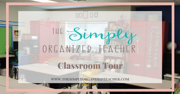 Want to see how to get your classroom organized before the start of a new school year? This post takes you through a 2nd grade classroom and shows how it is organized effectively.