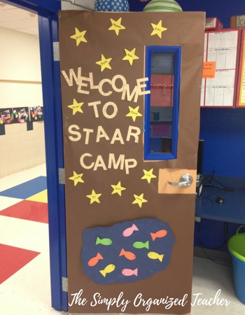Get your students ready for STAAR or any other standardized test using a fun, engaging, and creative way to review before standardized testing!