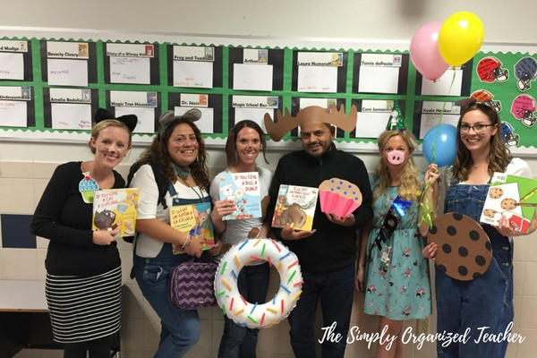 Important {and FUN!} Dates in the Elementary Classroom