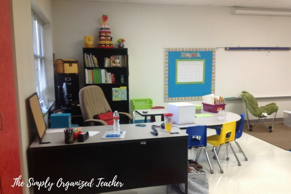 Setting Up a Classroom for First Year Teachers