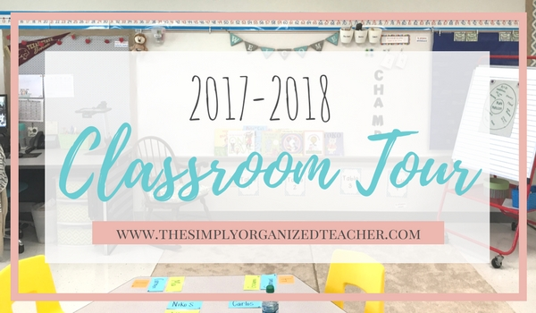 A tour of my 2nd Grade Classroom