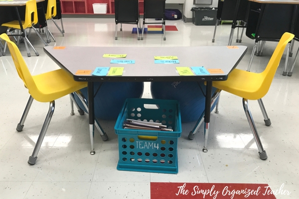 Elementary Classrooms Without Desks ~ Flexible seating ideas in the elementary classroom