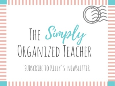 The Simply Organized Teacher. A blog to encourage and motivate teachers to create organized and well managed classrooms.