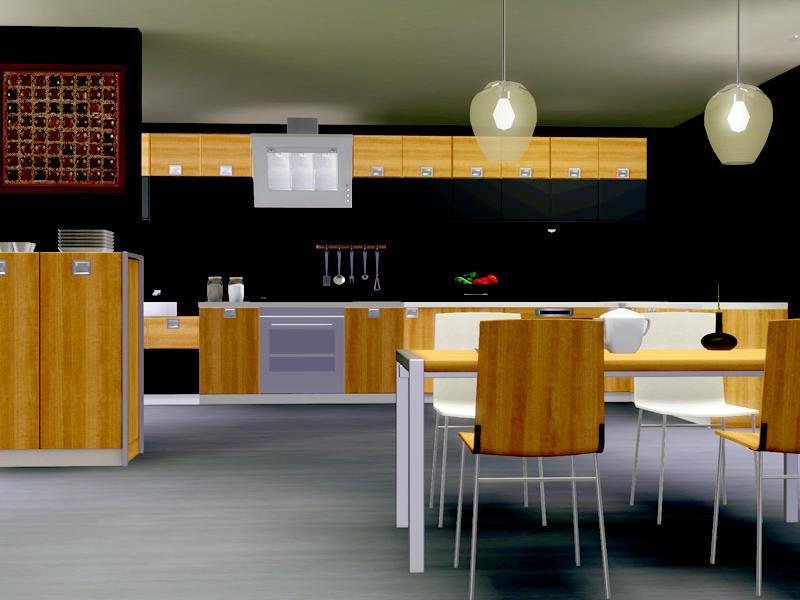 ShinoKCRs Modern Japanese Kitchen
