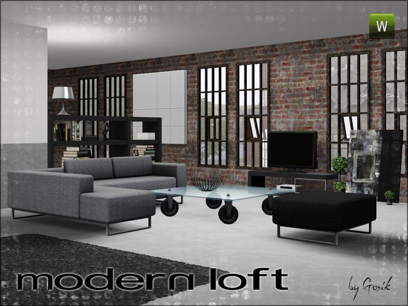 Modern Loft Living