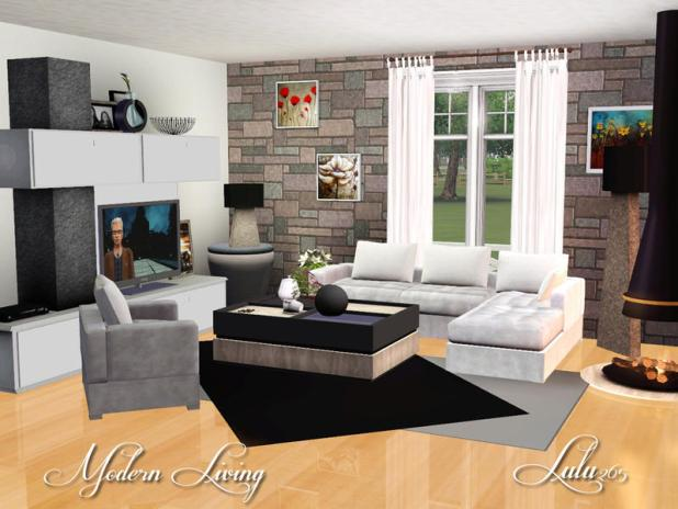Sims 3 Living Room Chairs | Scandlecandle.com