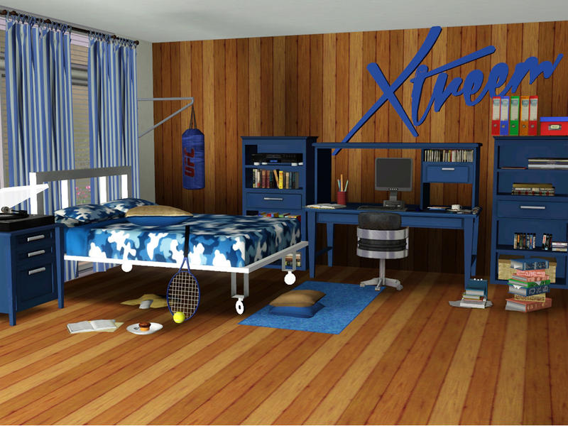 Lulu265's Edward Teen Boys Room on Rooms For Teenage Guys  id=23733