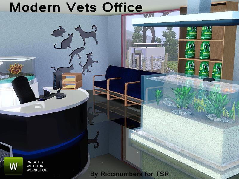 Veterinary Office Decor