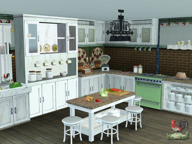 Sims 3 Home Decor Ideas