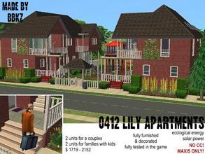 0412 Lily Apartments