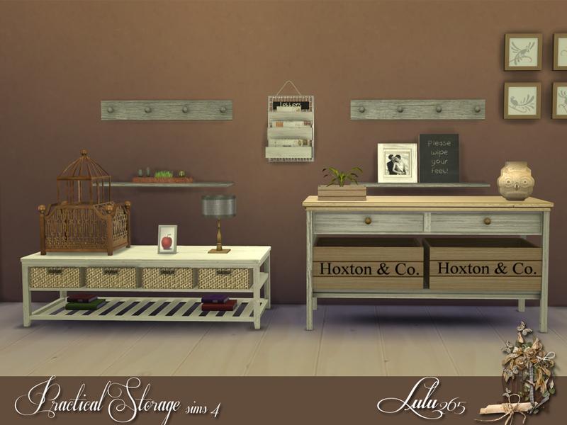 Lulu265 S Practical Storage Sims 4
