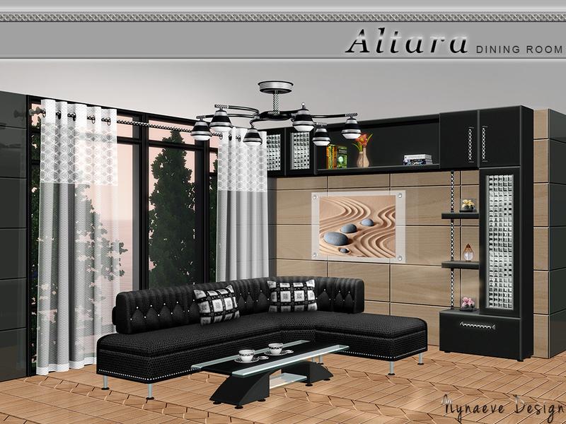 NynaeveDesigns Altara Living Room