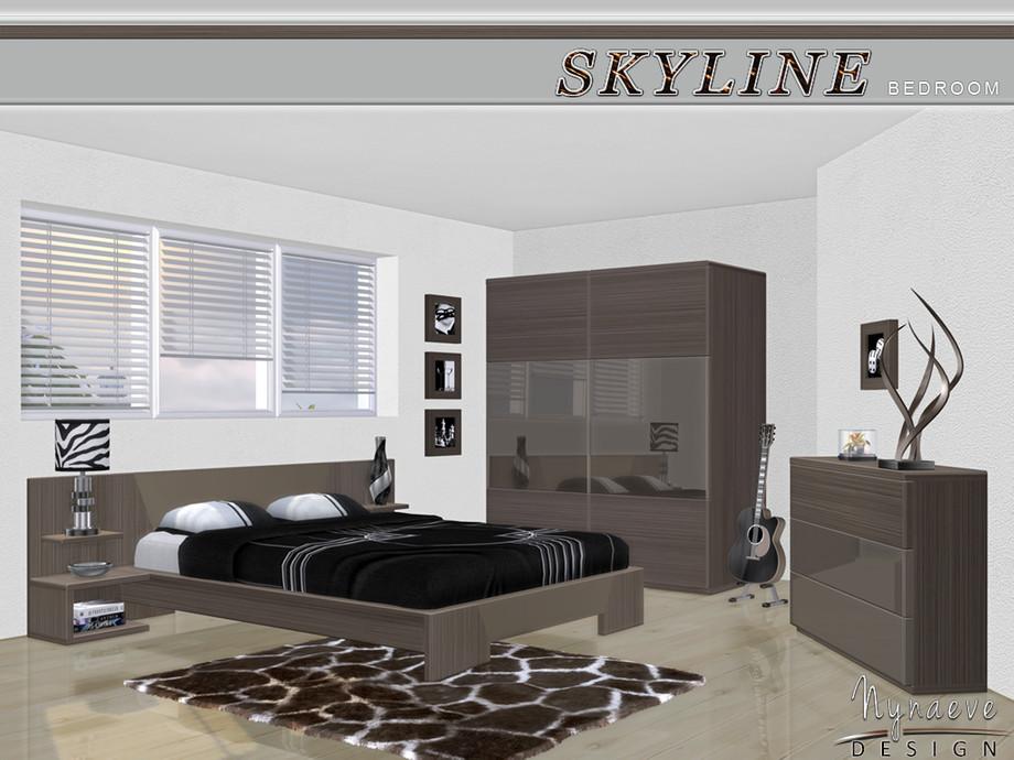 nynaevedesign s skyline bedroom