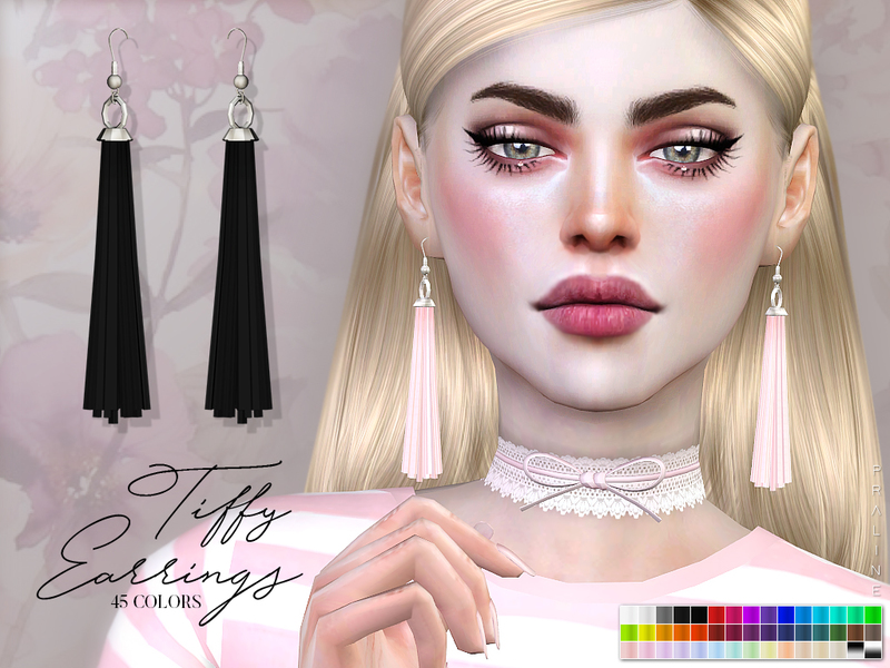 Pralinesims Tiffy Earrings