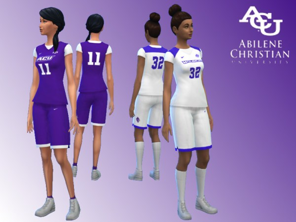 RJG811's ACU Womens basketball kit fitness needed