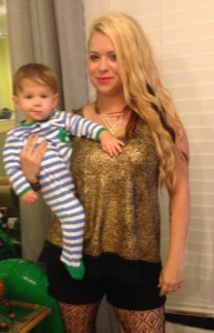 Mommy and Jax Key West