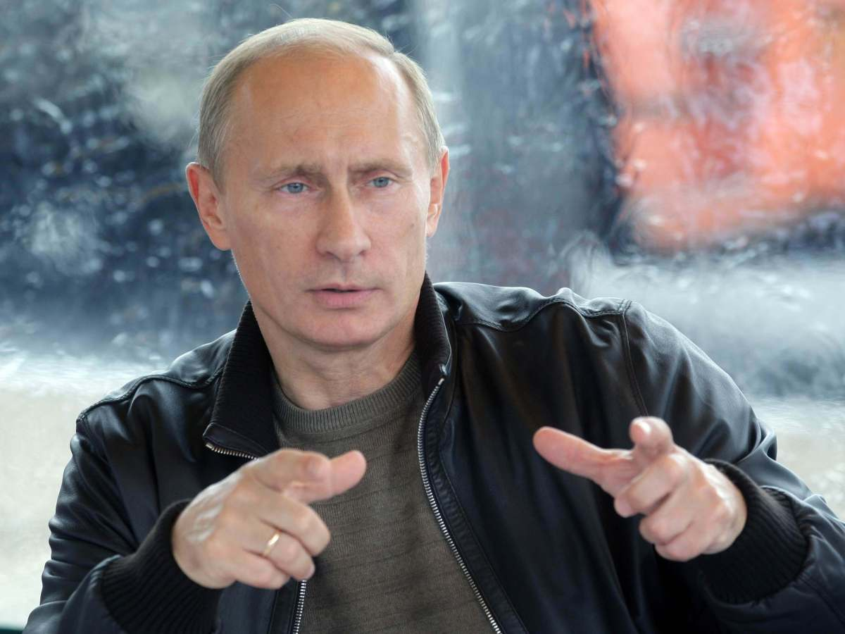 Vladimir Putin: In His Own Words