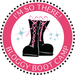 Bloggy Boot Camp
