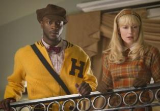 Aldis Hodge as Alec Hardison  in Leverage
