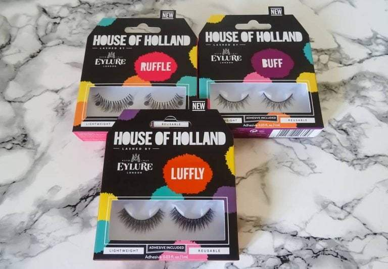 House of Holland Eylure Lashes Review