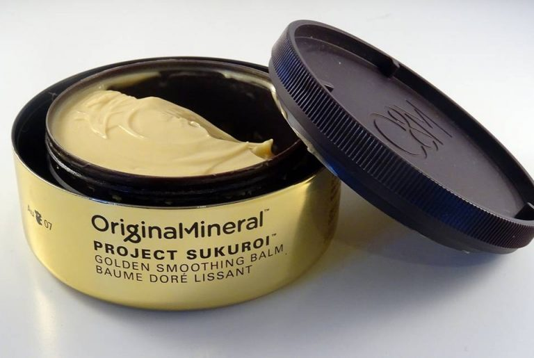 O&M Project Sukuroi Gold Smoothing Balm Review