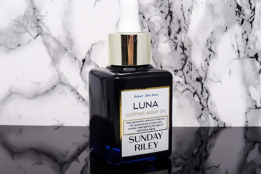 Sunday Riley Luna Sleeping Night Oil Review