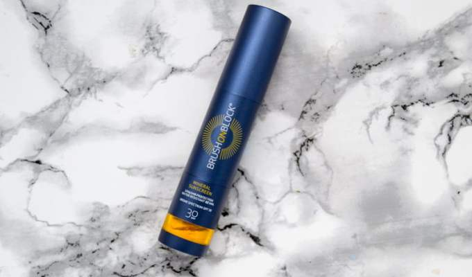 Brush on Block SPF 30 Mineral Sunscreen Review