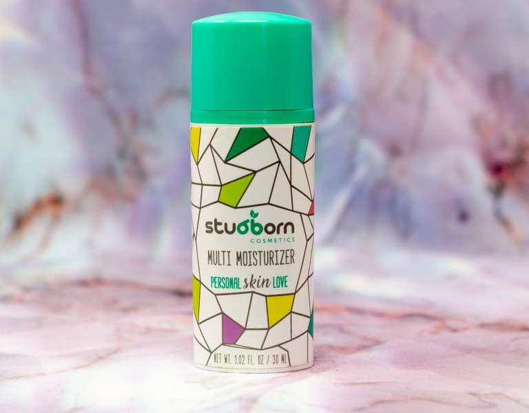 Stubborn Cosmetics Custom Made Moisturiser Review