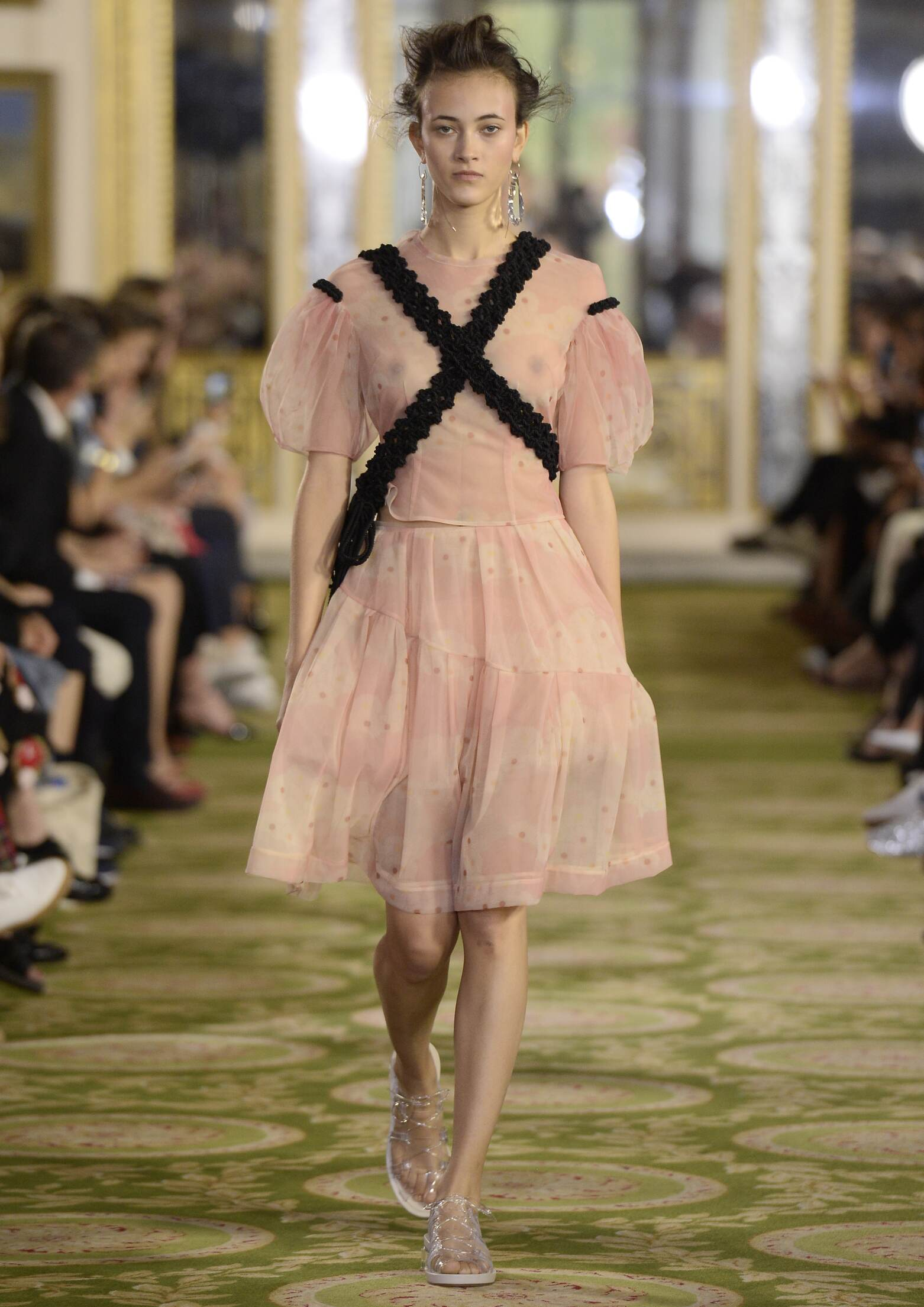 SIMONE ROCHA SPRING SUMMER 2016 WOMEN S COLLECTION   The Skinny Beep Spring Fashion Woman Simone Rocha Collection