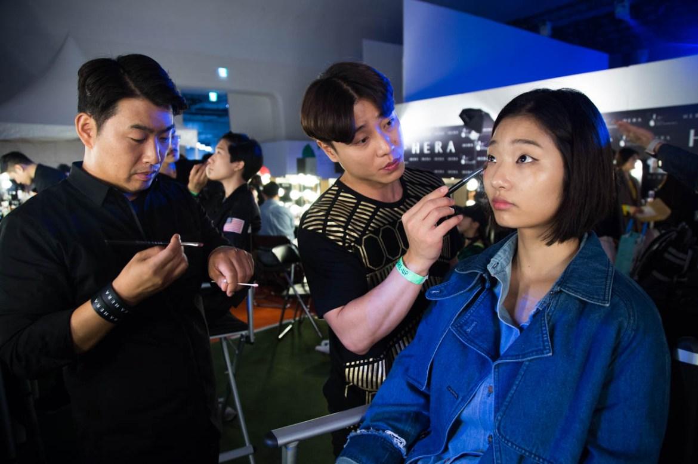#FlashBackFriday to Seoul Fashion Week ss17: Greedilous