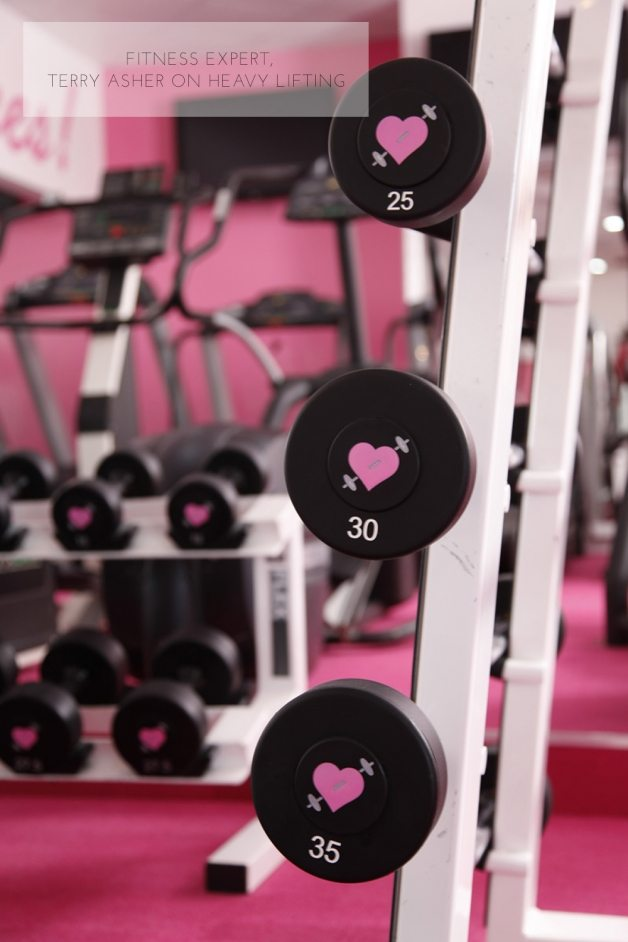Fitness Expert Terry Asher Talks Weight Lifting For Women
