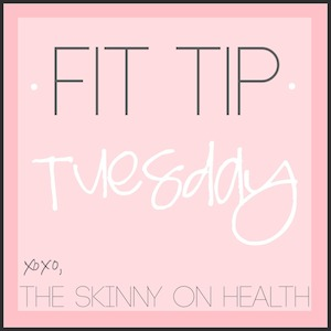 Fit Tip Tuesday Button