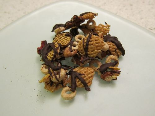 Cereal Nut Crunch Cluster