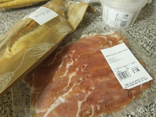 Eataly meat cheese