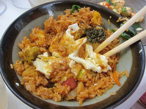 Yotel fried rice 2