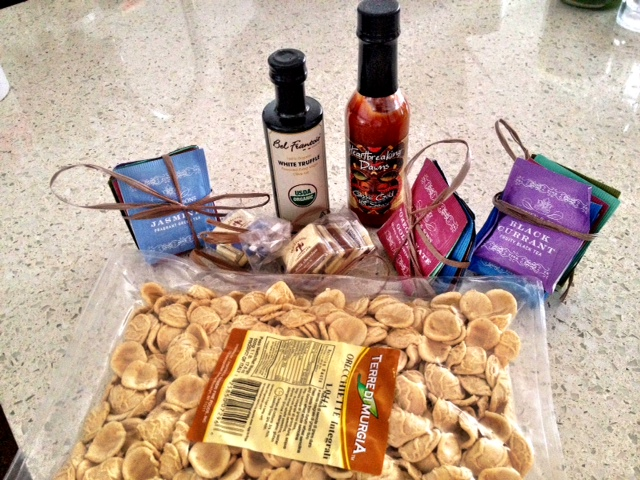 Gourmet Spotting: Gourmet Food To Your Door