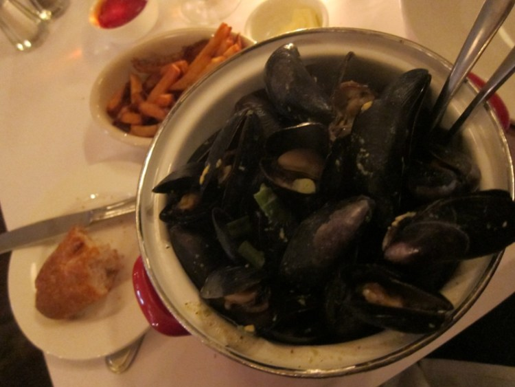 $22 Belgian Feast Special at Jacques Brasserie