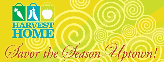 Savor The Season Uptown, Sept 26th