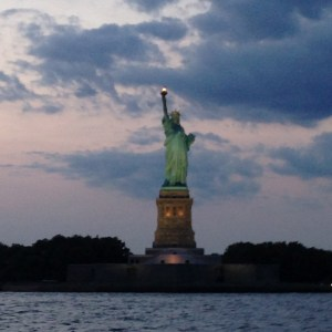 Hi Lady Liberty!