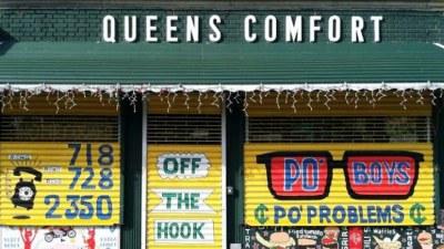 QC Queens Comfort _Front