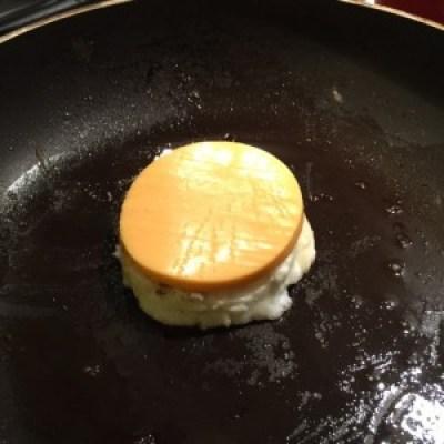 Bacon Jam egg cheese