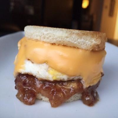 Bacon Jam lean